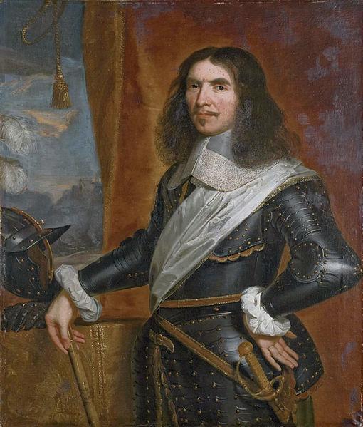 Henri de la Tour d'Auvergne, Vicomte de Turenne (1611-1675).
