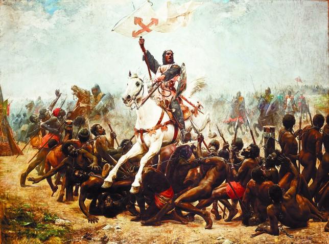 Schlacht bei Las Navas de Tolosa.