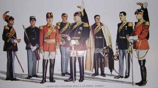 Päpstliche Nobelgardes