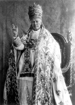 Papst Heiliger Pius X.
